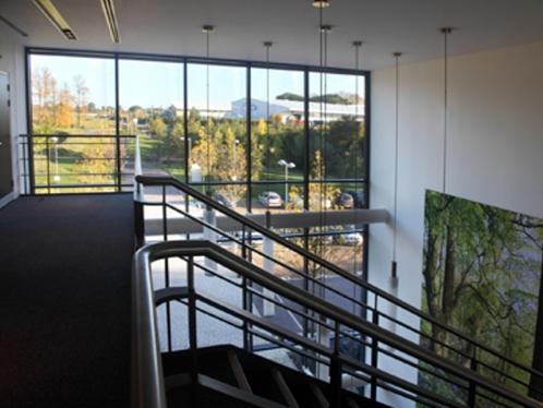 Bankside 300 internal stairs
